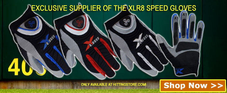 XLR8 Batting Gloves